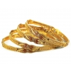 Antique Bangles (4 pc)